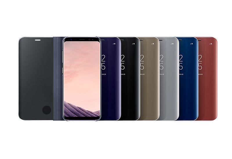 Bao da Clear View Galaxy S10 chính hãng Samsung