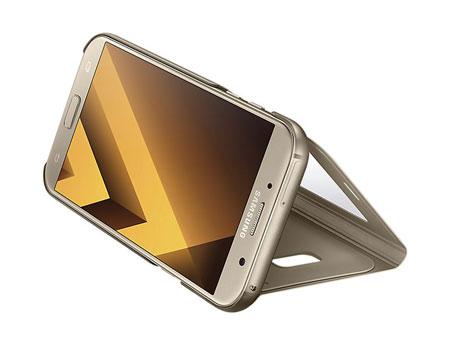 Bao da S View Galaxy A7 2017 chính hãng