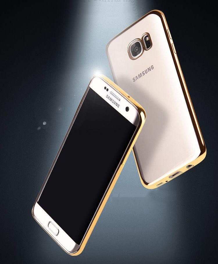 Ốp lưng Silicon Galaxy S7 Edge hiệu Uyitlo
