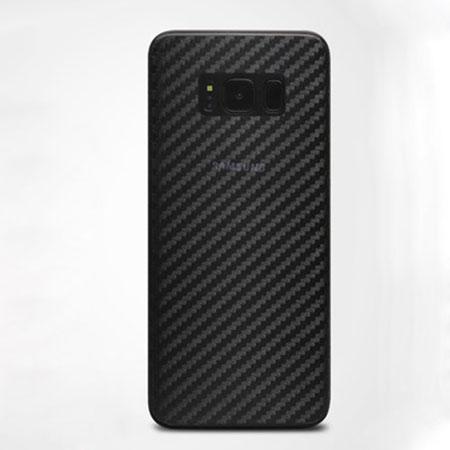 Miếng dán cacbon lưng sau Galaxy S8 Plus