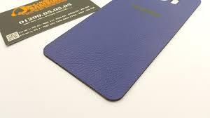 Miếng dán lưng da Galaxy Note 5