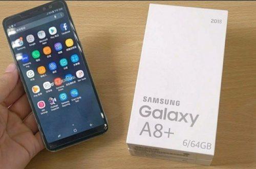 HOT: Trên tay Galaxy A8 & A8 Plus (2018) phiên bản Cambodia