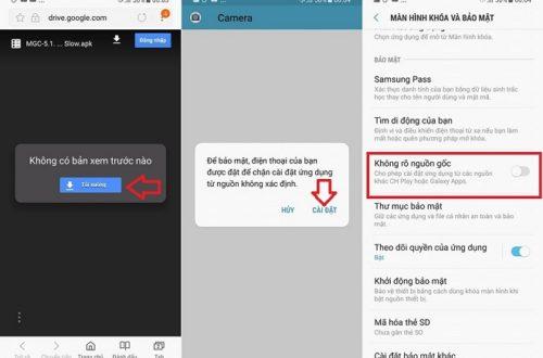 Với ứng dụng này, Galaxy S8, Galaxy Note FE cũng có thể chụp xóa phông rất chuyên nghiệp