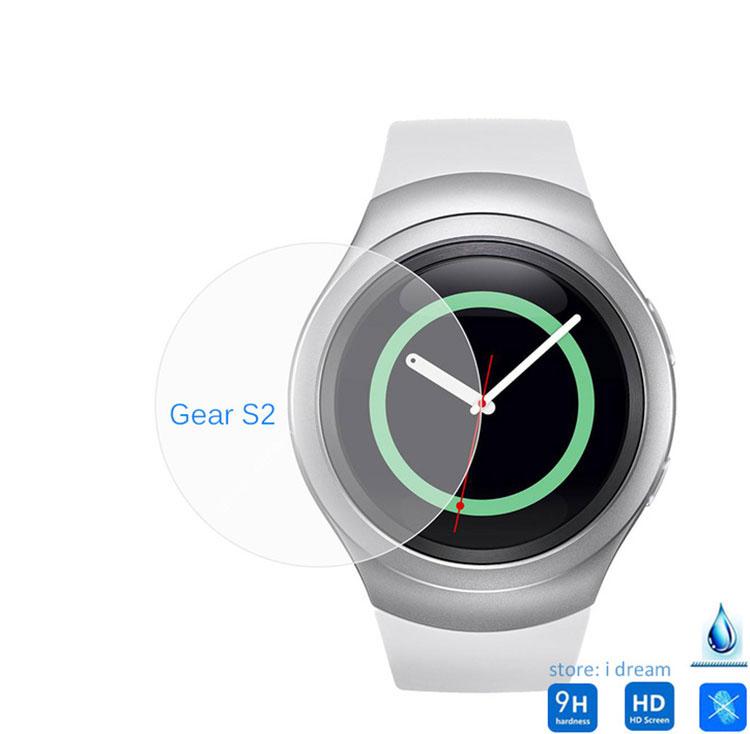 Kính cường lực đồng hồ Samsung Gear S2 Classic