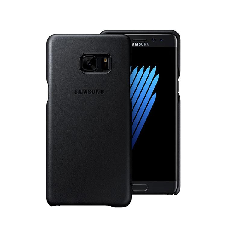 Ốp lưng da Leather Cover Galaxy Note 7 | Note FE chính hãng