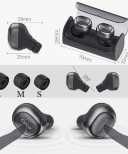 Tai nghe Bluetooth QCY Q29 Pro nhỏ gọn cao cấp chính hãng HCM