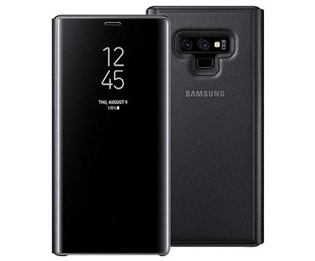 Bao da Clear View Standing Galaxy Note 9 chính hãng