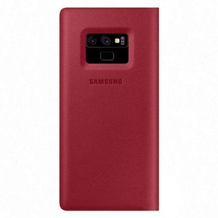Bao da Leather View Samsung Galaxy Note 9 chính hãng