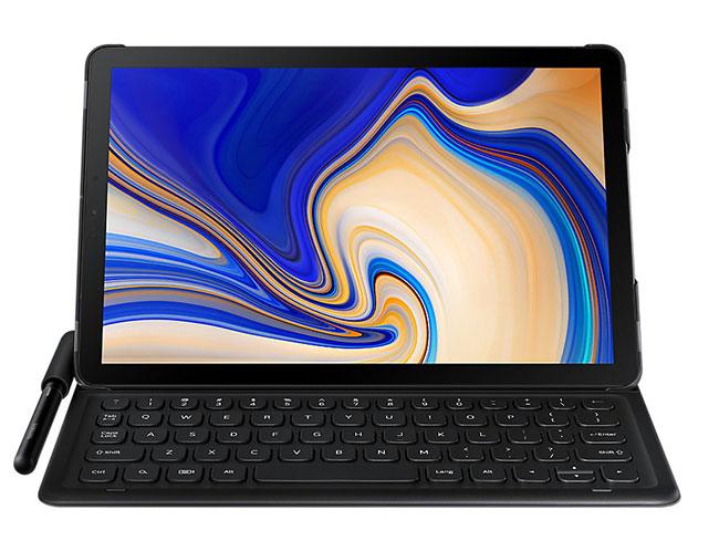 Bao da kiêm bàn phím Keyboard Book Cover Tab S4 10.5