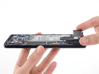 Hướng dẫn thay loa ngoài Galaxy S8 chính hãng giá rẻ tại Hà Nội-Tphcm