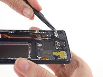 Hướng dẫn thay camera trước Galaxy S8 chính hãng giá rẻ tại Hà Nội-Tphcm