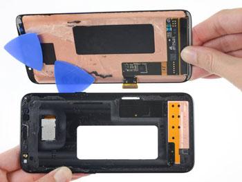 Hướng dẫn thay màn hình Galaxy S8 chính hãng giá rẻ tại Hà Nội-Tphcm