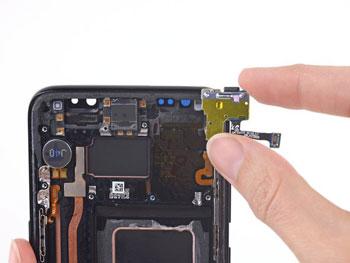 Hướng dẫn thay cảm biến tiệm cận Galaxy S8 chính hãng giá rẻ tại Hà Nội-Tphcm