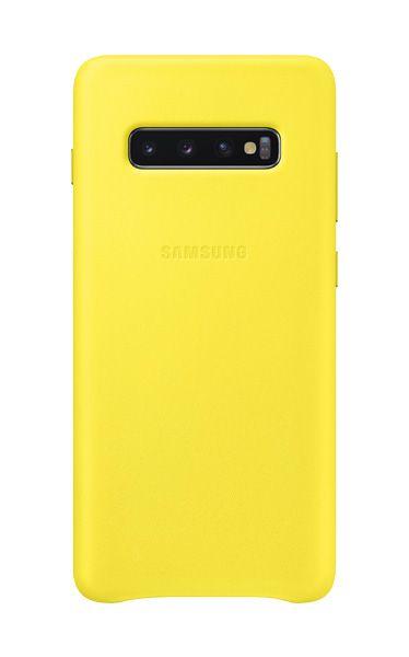 Ốp lưng Silicon màu Galaxy S10 chính hãng Samsung