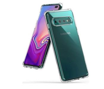 Ốp lưng Samsung Galaxy S10 Plus Ringke Fusion