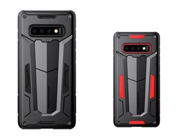 Ốp lưng Samsung S10 Plus hiệu Nillkin Defender 2
