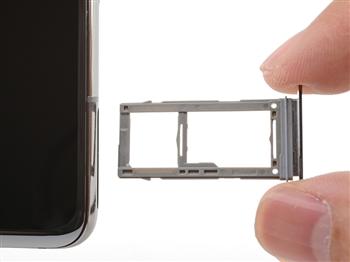 Khay sim và thẻ nhớ Galaxy S10e chính hãng