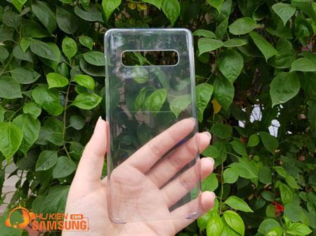 Ốp lưng Clear Cover Galaxy S10 Plus chính hãng