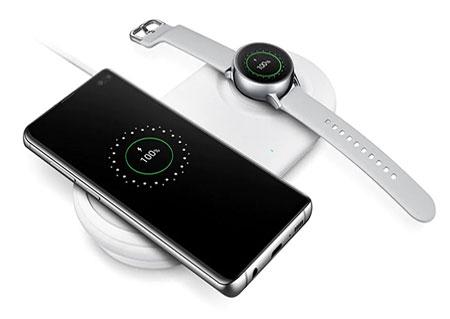 Đế sạc nhanh không dây Samsung S11 Plus chính hãng