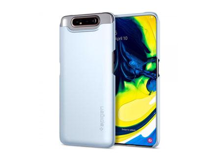 Ốp lưng Samsung A80 Spigen Thin Fit chính hãng