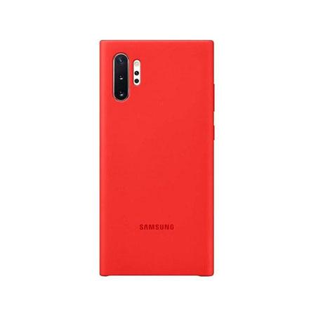 Ốp lưng Silicon màu Galaxy Note 10 Plus chính hãng