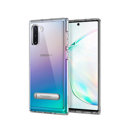 Ốp lưng Spigen Samsung Note 10 Ultra Hybrid S chính hãng