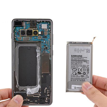 Thay Pin Samsung S10 5G chính hãng